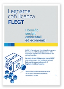 Legname con licenza FLEGT